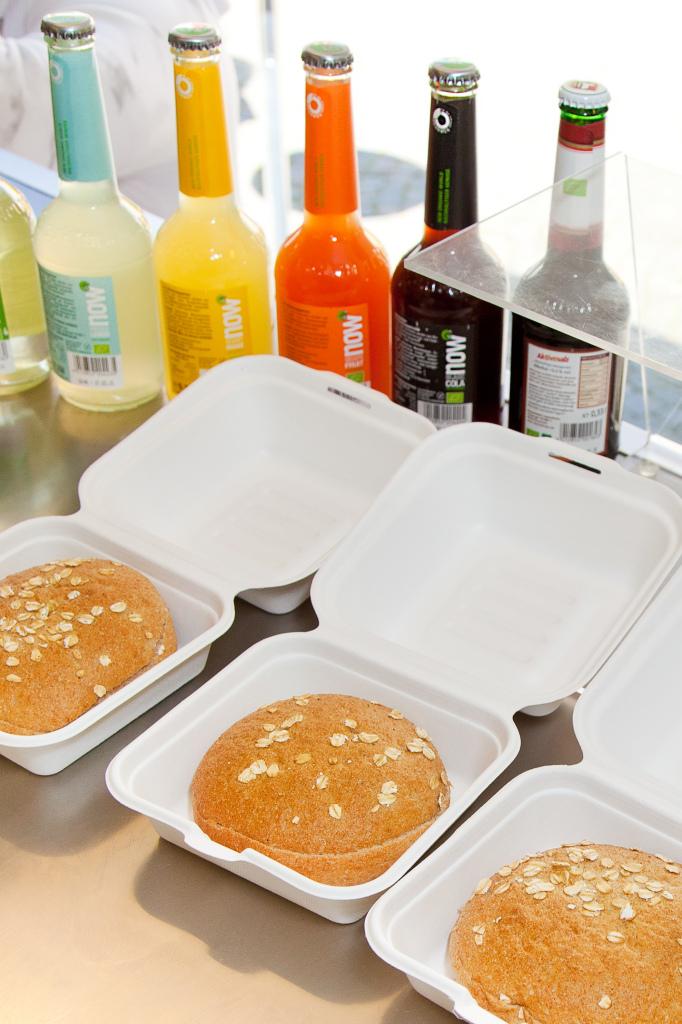presse bunte burger bio restaurant in k ln. Black Bedroom Furniture Sets. Home Design Ideas